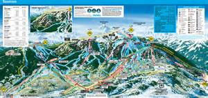 colorado ski report map aspen snowmass piste maps