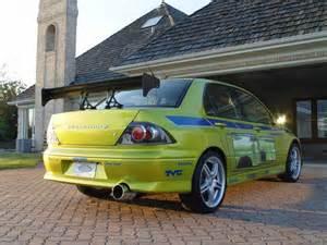 Mitsubishi Fast And Furious 2 2 Fast 2 Furious Paul Walker S Mitsubishi Evo For Sale On
