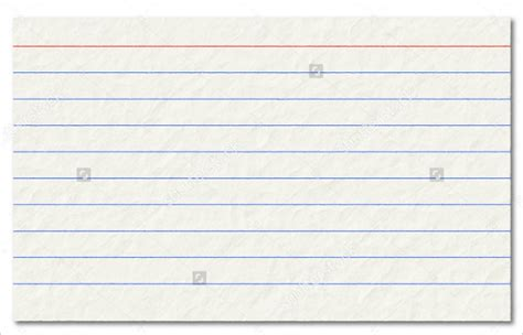 index card template word 17 index card templates free psd vector ai eps format