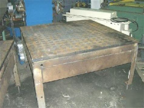 5 x 5 acorn welding table no 5050 20250