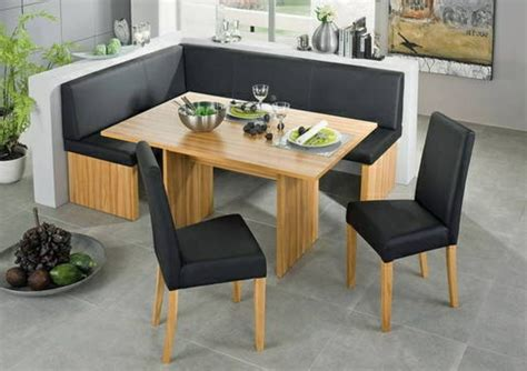 Booth Style Dining Room Sets 100 unikale ideen f 252 r sitzecke in der k 252 che archzine net