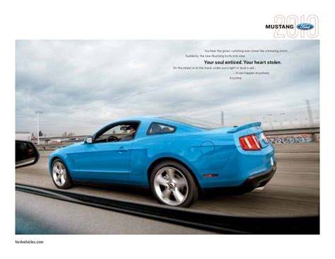 Nelson Ford Fergus Falls by 2010 Ford Mustang Nelson Auto Center Fergus Falls Mn