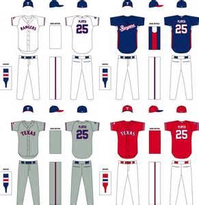 texas rangers uniform tweaks concepts chris creamer s