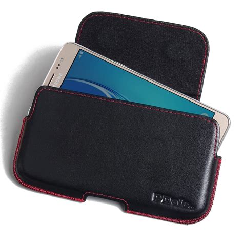 samsung galaxy pouch samsung galaxy j5 2016 leather holster pouch