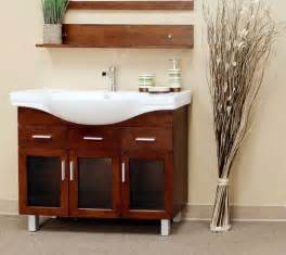 solid wood bathroom vanity inspiration and design ideas