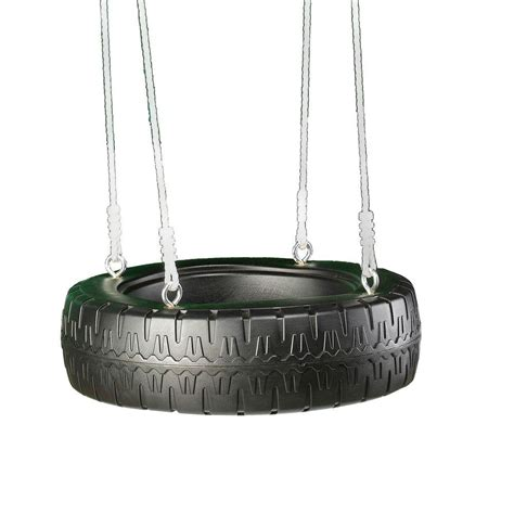 swing n slide playsets tire swing ws 4317 the home depot
