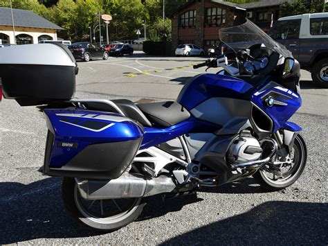 bmw r1200rt mountain parking andorra all andorra