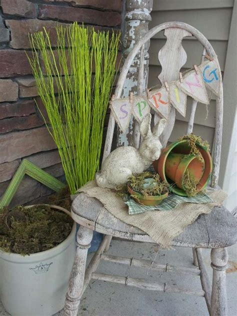 easter backyard decorations 29 cool diy outdoor easter decorating ideas amazing diy interior home design