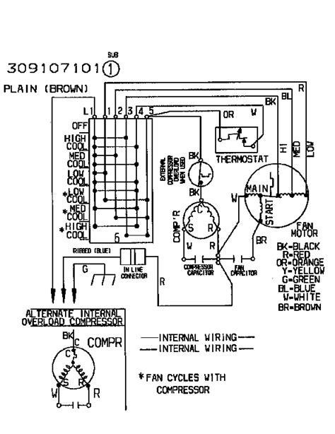 window unit air conditioner wiring jeffdoedesign
