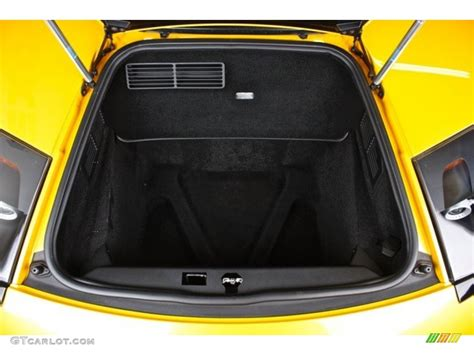 2009 lamborghini murcielago lp640 coupe trunk photo