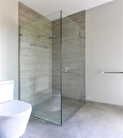 bathroom shower screen frameless shower screens 10mm geelong splashbacks atmos