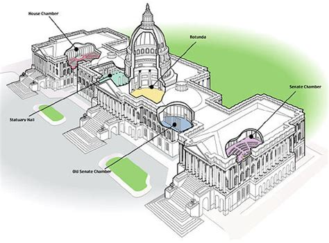 Capitol Building Floor Plan by Capitol Cutaway Flickr Photo Sharing