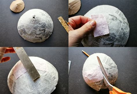 How To Make A Paper Mache Flower - pics for gt paper mache flowers