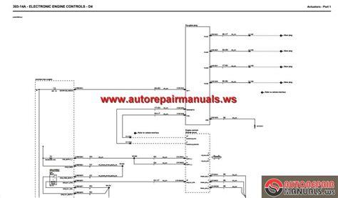 jagual xf 2012 vin s20753 electrical wiring diagrams