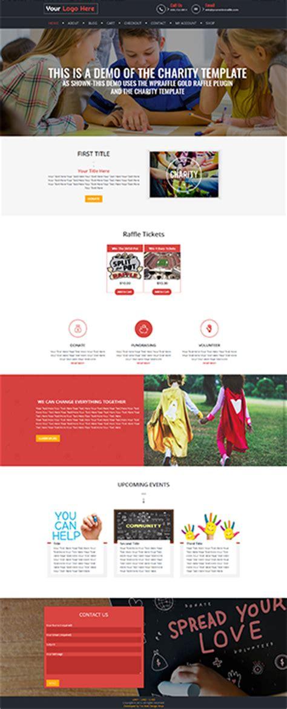Online Giveaway Generator - charity raffle theme wordpress raffle ticket generator for woocommerce