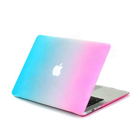 Laptop Apple fashion rainbow colorful protective shell laptop