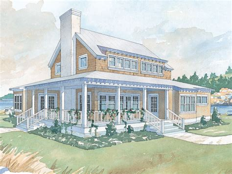 retreat house plans whitefish retreat coastal living southern living house plans