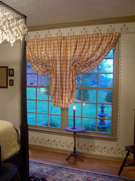 primitive decor curtains 32 best images about colonial curtains on pinterest