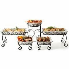 creativeware buffet server 1000 images about platters on serving