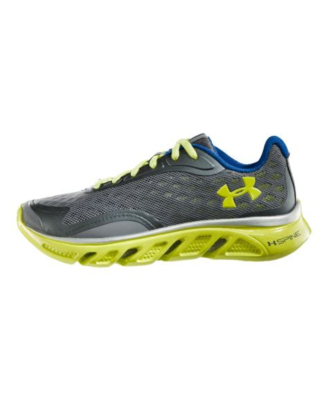 armour youth running shoes boys armour spine grade school running shoes ebay