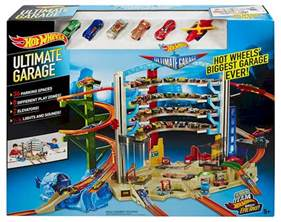 Hot Wheels® Ultimate Garage   Shop Hot Wheels Cars, Trucks