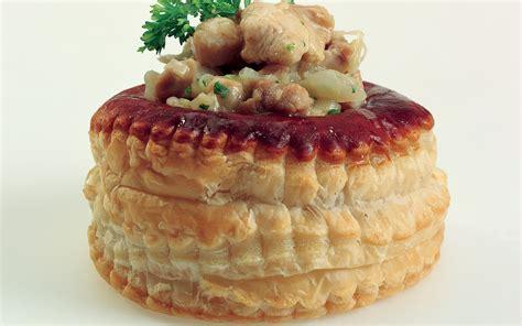 pollo cucina ricetta vol au vent al pollo la cucina italiana