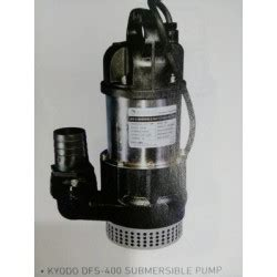 Pompa Celup Kyodo Dfs 750 harga jual tsurumi 50pls2 75s pompa celup air kolam manual