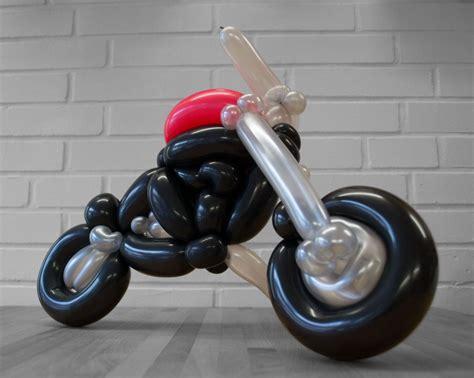 Motorrad Tourer by Motorrad Tourer Aus Luftballons