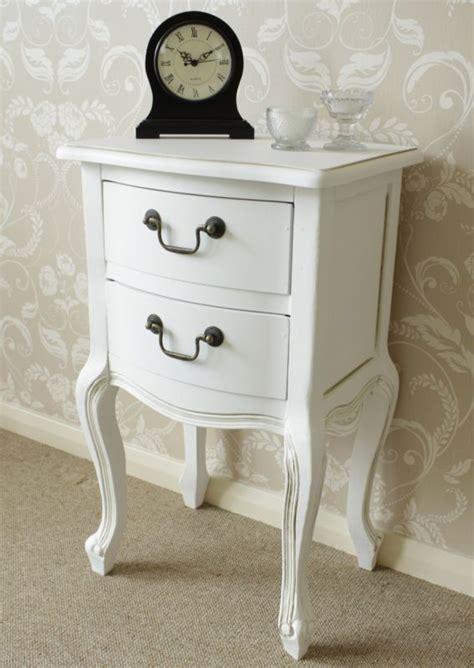 antique white 1 drawer bedside l table shabby french 33 best images about mesitas de luz recicladas on pinterest