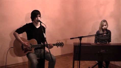 Cover Lu Stop N Max perri jar of hearts acoustic cover by kevin