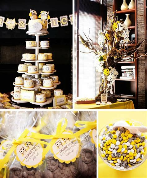 Yellow Themed Baby Shower by Baby Shower Cakes Yellow Baby Shower Cake Ideas