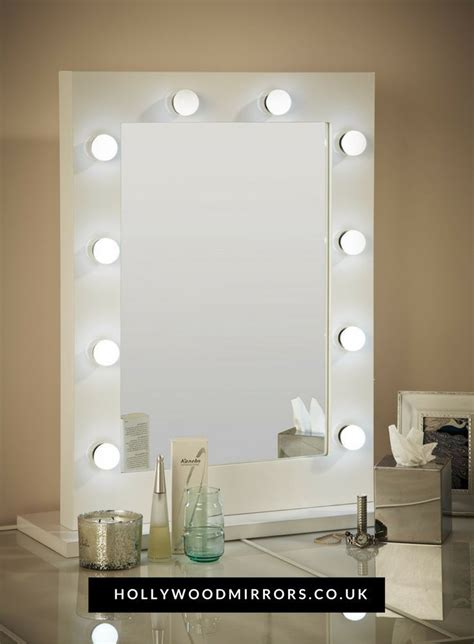 vanity table with light up mirror 17 best ideas about mirror with light bulbs on