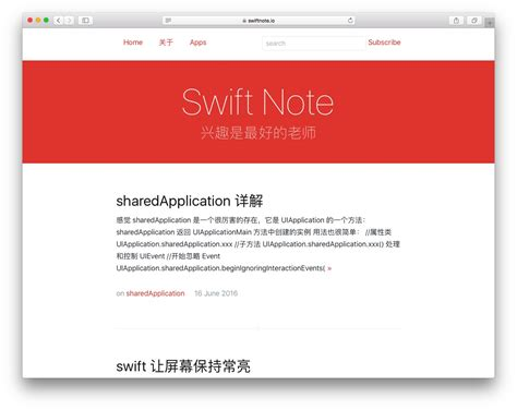 java ghost themes ghost theme swiftnote 发布 hw798程序员网址导航