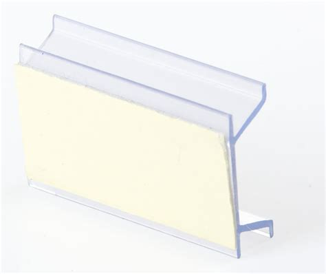 Plastic Shelf Holders by This Price Channel Sign Holder Is Ideal For A Shelf Edge