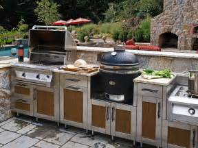 Modular Outdoor Kitchen Cabinets Best Modular Outdoor Kitchens To Homeoofficee