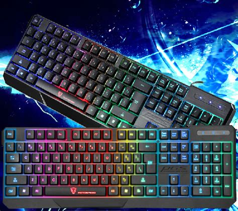 Keyboard Gaming Dota 2 teclados gamer gaming usb keyboard wired mechanical lol dota 2 backlight led keyboard for