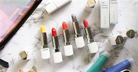 New Colour 2017 Laneige Silk Lipstick Mini Size Real 3 2 Gr laneige new silk lipstick swatches review a changer small n malaysia