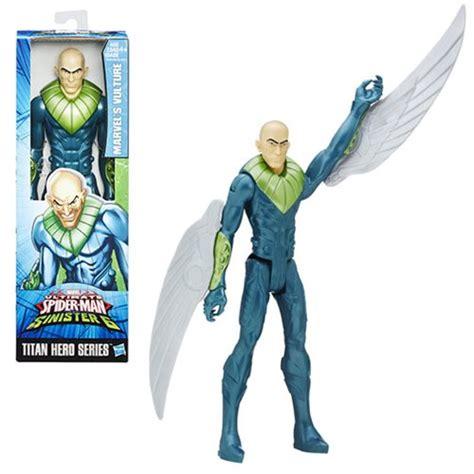figure 12 inch spider titan heroes vulture 12 inch figure