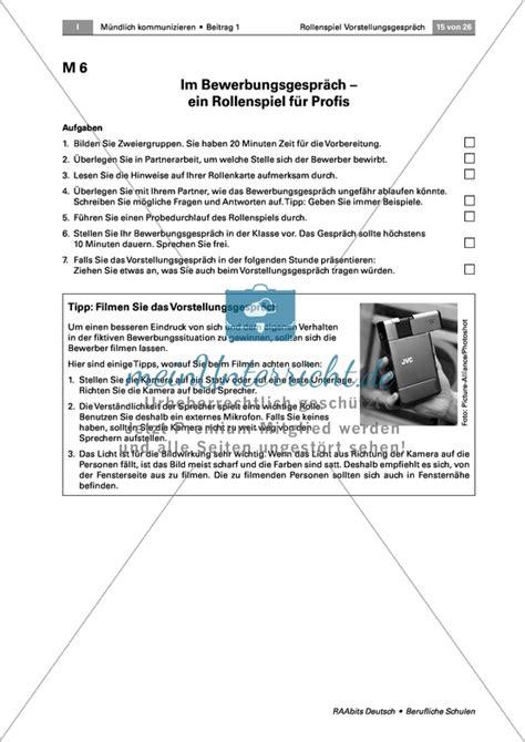 Bewerbung Franzosisch Unterricht Berufliche Schule Unterrichtsmaterial F 252 R Lehrer Referendare