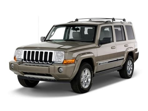 Jeep Commander Unlimited 2010 Jeep Commander Limited 4x2 Jeep Colors