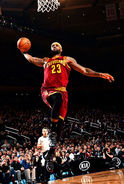 Mothers Day Ideas by Lebron James Dunking Pictures Photos And Images For