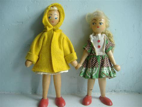 Wooden Dolls by Wooden Dolls 1950 S Dolls Dolls