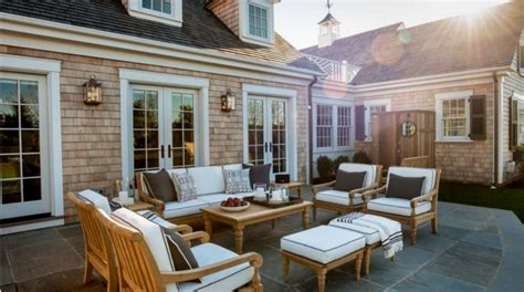 outdoor furniture indoors 7 patio design ideas to bring the indoors outside landworx of ny landscape design and build