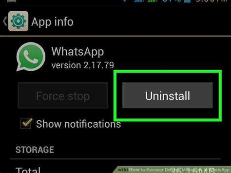3 ways to recover deleted messages in whatsapp