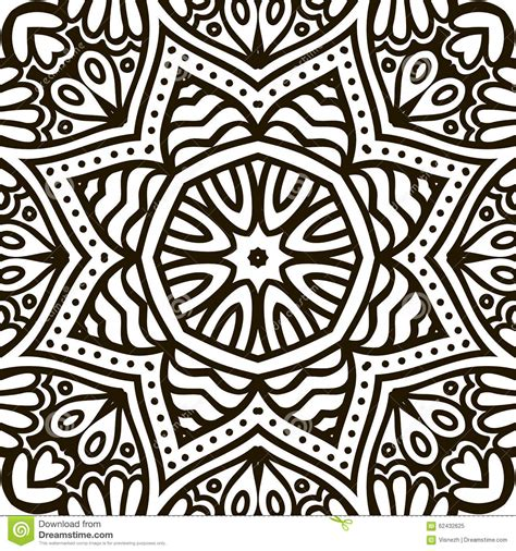 mandala coloring pages vector mandala coloring page stock vector image 62432625