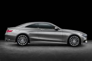 Mercedes S Class Coupe 2015 2015 Mercedes S Class Coupe Features And Specs
