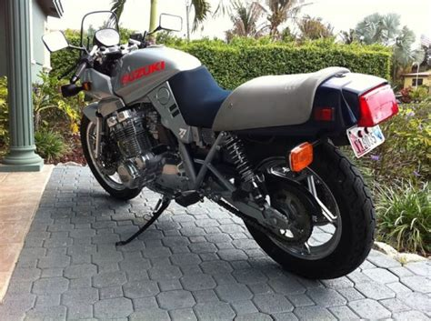 1982 Suzuki Katana For Sale 1982 Suzuki Gs Katana 1000 Sportbikes For Sale