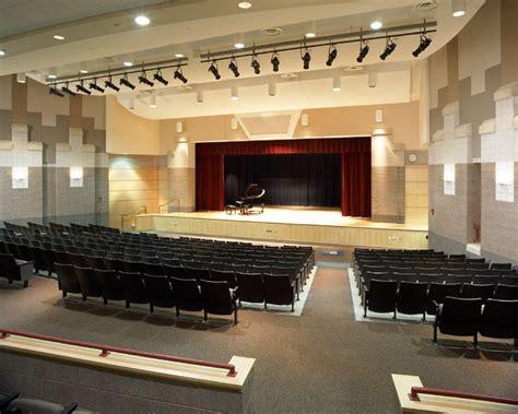 auditorium  big    school