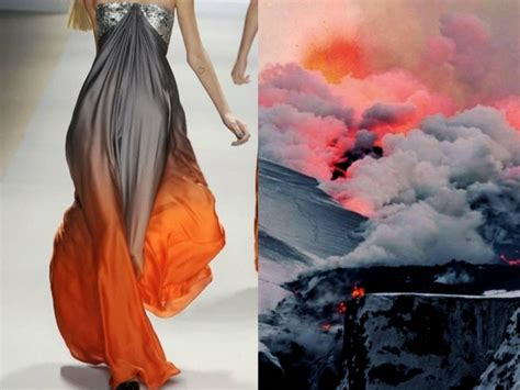 fashion themes related to nature dresses inspired by architecture nature her beauty