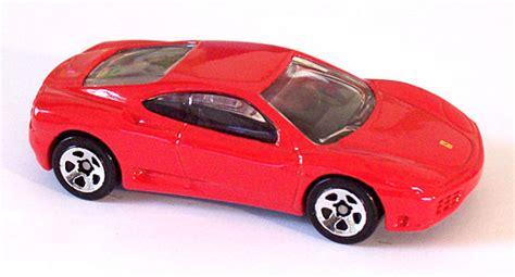 Wheels 360 Modena 1999 Editions wheels 360 modena
